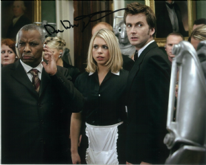 Don Warrington (Doctor Who), 10 x 8 Genuine Signed Autograph 10528